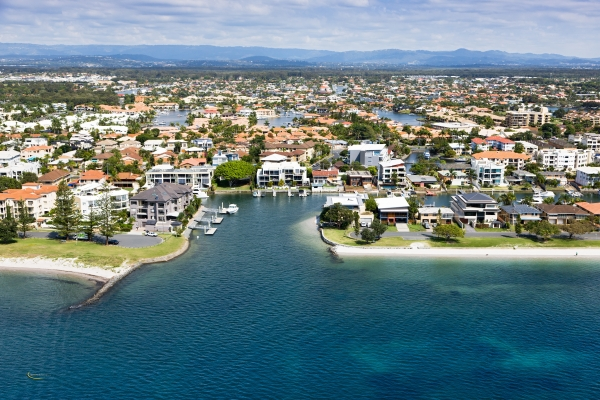 Runaway Bay and Labrador named in the top boom suburbs on the Gold Coast